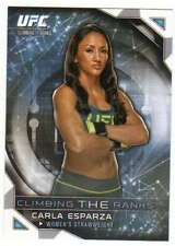 2015 Topps UFC Chronicles Climbing The Ranks #CLIMB-7 Carla Esparza