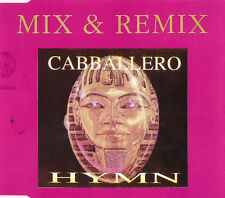 "Cabballero ""Hymn"" Maxi CD 1994 Discomagic #1117"