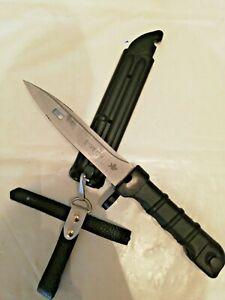 USSR Military Bayonet knife Soviet Russian army Fighting Knife NS AK 6*5 Origina