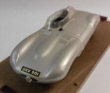 Articoli di modellismo statico Brumm argento jaguar