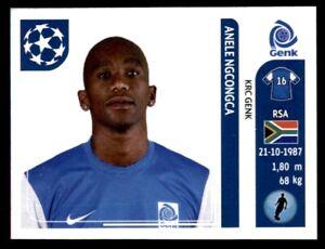 Panini Champions League 2011-2012 - Anele Ngcongca KRC Genk No. 333