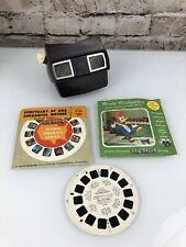Vintage Sawyers View Master With ViewMaster Reels Set Total 10 Reels Disney More