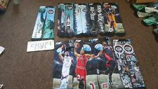 FBF For Bare Feet Socks Originals NWT Lot of 4 Four L Large 10-13 Basketball NBA