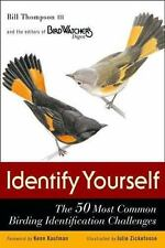 NEW - Identify Yourself: The 50 Most Common Birding Identification Challenges