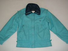 ROFFE  WINTER  SNOW SKI JACKET LADIES SIZE 8  SALE  NICE RARE MADE IN USA