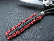 Schlüsselanhänger für Taschenmesser  aus Paracord