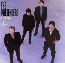 THE PRETENDERS--Learning To Crawl--CD