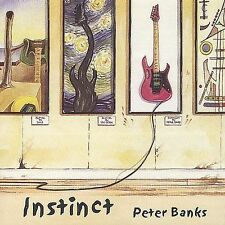 Instinct [Transatlantic/Paradise] by Peter Banks (CD, Jun-2002, Castle Music...