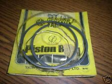 NOS 1978 Yamaha DT125 .75 3rd O/S Piston Rings 2a6-11610-30