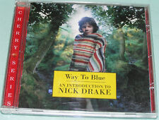 NICK DRAKE ~ WAY TO BLUE Rare Israeli Press CD Helicon