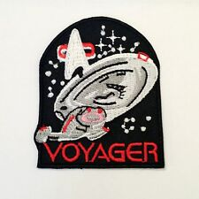STARTREK VOYAGE IRON ON PATCH  / FREE IRON ON WHEN BUY CAP IN STORE AT SAME TIME