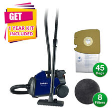 Sanitaire Portable Canister Vacuum S3681D with Kit