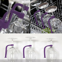 Stemware saver flexible dishwasher set of 4 Wine Glasses Glassware washingSU