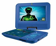 Ben 10 Ultimate Alien 180 Degree 7 Inch Portable DVD Player Carry Case