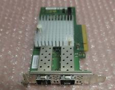Fujitsu Eth Ctrl 2x10Gbit PCIe PCI-E x8 S26361-F3629-L502 with HH bracket