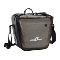 19L Full Waterproof Bicycle Saddle Bag Bike Rear Rack Bag Luggage Pannier R1BO