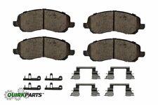 OEM NEW MOPAR FRONT BRAKE PAD KIT PATRIOT COMPASS CALIBER AVENGER 200 2AMV3494AB