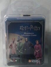 HARRY POTTER MINIATURES GAME PACK BRAND NEW & SEALED ~ HOGWARTS PROFESSORS
