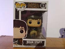 GAME OF THRONES / Bran Stark- Funko Pop - NEUF - Brand New ! Never opened !