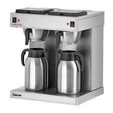Bartscher Doppel Kaffeemaschine Contessa Duo Profi Kaffeeautomat 190049 NEU