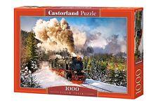 Castorland C-103409 Puzzle Steam Train Lokomotive Zug Eisenbahn 1000 Teile