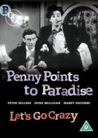 Nuovo Penny Punti A Paradise / Lets Go Pazzo DVD