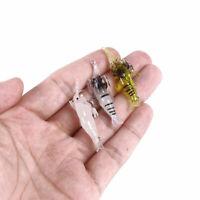 1//20 oz Bass Jig DUO Realis Small Rubber Jig 1.3g Moebi