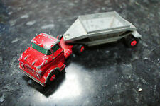 Lesney Matchbox Fruehauf Hopper M4