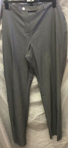 3...tailored Smart Trousers From JDWilliams Size 22 (L31)