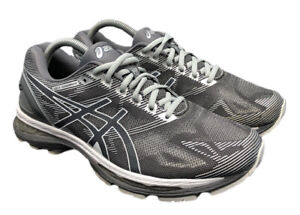 ASICS Running Gel Nimbus 19 Gym Shoes T702N-9701 Mens Size 8 Fast Shipping