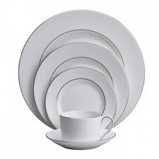 Vera Wang by Wedgwood Blanc Sur Blanc 60Pc Set, Service for 12