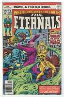 Eternals (Vol 1) #   8 FN- (Fine Minus-) Price VARIANT RS003 Marvel Comics AMERI