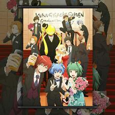 Ansatsu Kyoushitsu Assassination Classroom Anime Wall Poster Scroll Home Decor