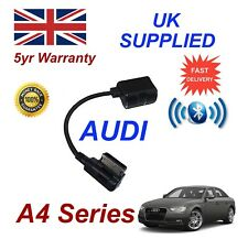 para AUDI A4 Bluetooth Music Streaming Módulo Samsung Motorola Amazon iPhone