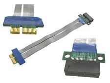 Riser PCI EXPRESS 1x - SOUPLE - Nappe  PCIE - 190 mm