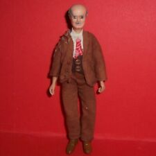VINTAGE 1970's LUNDBY DOLLS HOUSE GRANDFATHER DOLL