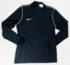 Nike Dry Park20 Track Soccer Jacket Women's Medium Black White BV6899-010