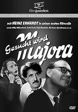 Gesucht wird Majora (Heinz Erhardt, Willy Millowitsch) DVD NEU + OVP!