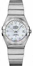 12310272055001 Omega Constellation / Horloge Femme / Cadran Nacre Bi