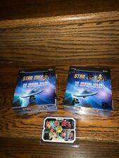 New Listing2 2016 Star Trek 50th Anniversary Trading Card Hobby Boxes + Case Loader Topper