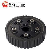 Adjustable Cam Gear Timing Gear FOR HONDA SOHC D15/D16 CAM PULLEY PULLYS BLACK