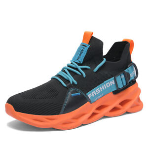 Mens Sports Shoes Outdoor Casual Athletic Running Tennis Gym Jogging Sneakers