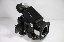 Mamiya RB67 Pro SD Professional Body w/ PD Prism Finder Model Made In Japan
