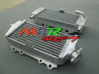 Aluminum radiator fits for Kawasaki KX250 2003 2004 KX125 2005 2006 2007 2008