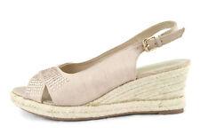 Karen Scott Dotti Wedge Slingback Espadrille Women's Sandal,Br.Taupe,6.5M,0503