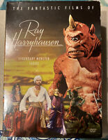Ray Harryhausen Legendary Monsters Series 5 DVD  Box Set (DVD) New!