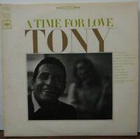 Time for Love Tony Bennett vinyl CS-9360   020120LLE2
