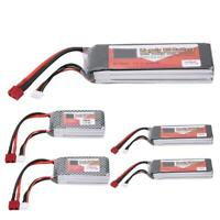 ZOP POWER 3S 11.1V 5500mAh Rechargeable LiPo Battery with T-Plug for RC Drone JJ