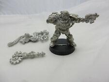 Warhammer 40k Space Marine Techmarine metal oop