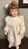 The Hamilton Collection Doll Amelia 1994,  No. 0349E